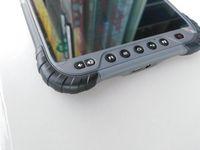 inç flaşlı kamera tabletleri toptan satış-kızılötesi sensör ve 2D barkod 8 inç 2GB 32 GB kamera flaş sağlam tablet ile, pil çıkarılabilir