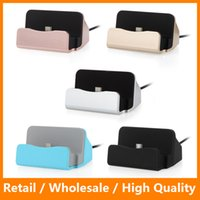 Universal Android Handy Ladegerät Base Mirco Typ c USB Lade Pad Docking Station für iPhone Samsung Huawei Xiaomi Telefon