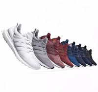 Mesh order socks - The new product Ultra Boost Uncaged men s shoes sport shoes fashion knitted socks shoes BB3900 popcorn Welcome to order