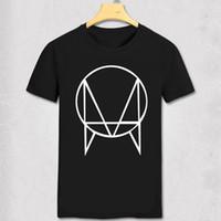 Wholesale T Shirt Men Music - Wholesale- New summer Man DJ Skrillex Music Rock Party T Shirt Cool Man Design Cotton Short Sleeve Top T-shirt
