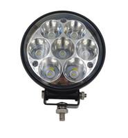 için 4x4 utv toptan satış-yeni varış 21w yuvarlak led çalışma ışığı, yol açtı yol ışık ATV, UTV, KAMYON, 4x4 off road kullanımı