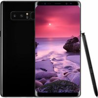 Wholesale Single Sim Wifi Cell Phone - ERQIYU goophone note8 Note 7 note 8 Octa Core MTK6592 shown 4G LTE 6.2inch Android 7.0 Smartphones 128GB ROM Cell phone