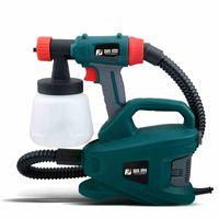 Wholesale Paint Gun Wood - Fujiwara electric spray gun 2.5mm valve plug 800W SPRAY GUN Furniture wood car painting T03026