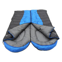 Wholesale Cho Oyu PC Sleeping Bag Camping Sports Family Bed Outdoor Hunting Hiking cm