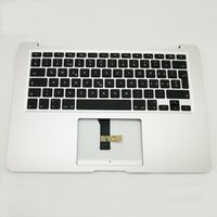 Wholesale Swiss Top Case Palm rest For Macbook Air quot A1466 Topcase keyboard Switzerland Layout Year