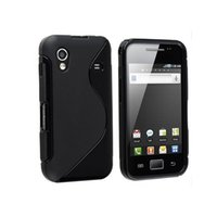 Wholesale 5mp Camera Mobile Phone - Original Unlocked Samsung Galaxy ACE S5830 Android Wifi GPS 5MP Camera 3G WCDMA Refurbished Cell mobile phone