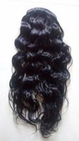 Wholesale Extension Dark Brown Long - Rihanna long high wavy pony tail hairstyle ,clip in virgin brazilian hair drawstring ponytail human hair extensions 160g