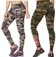 Wholesale Grey Camo Pants - woman long Leggings woman yoga pants camo legging grey color free shipping