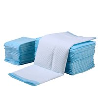 Wholesale Disposable Pads Diapers - 500 Pcs 5Pack Absorbent Cat Dog Urine Pad Disposable Diaper Pet Dog Training and Puppy Pads