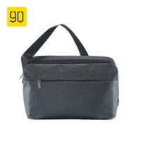 Wholesale Messenger Bag 13 Men - Men Travel Bags Cool Fashion Messenger Bags 90 Points High School Students Schoolbag Waterproof Portable Laptop Bag for 13 inch