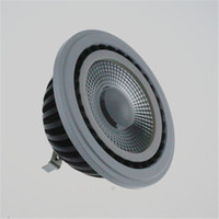 Wholesale 4PCS High quality heat sink v white V COB W AR111 led bulb PAR38 G53 Lamp Lighting V V warranty years