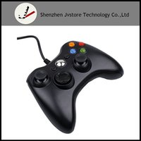 Wholesale Xbox Games System - Game pad USB Wired Joypad Gamepad Controller For Microsoft Game System PC For Windows 7 8 Not for Xbox
