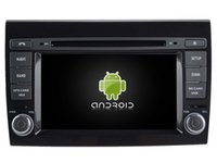 "Wholesale Dvd Fiat Bravo - New Octa Core Android6.0 2GB RAM car dvd player stereo screen 7"" inch radio for Fiat Bravo 2007-2013 gps navi 3G dvr tape recorder headunit"