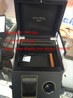 Wholesale Planet Box - SPECTRE 007 Original Box Gift Box Professional James Bond 007 Watch Original Box Papers Planet Ocean Co-Axial with Certificate