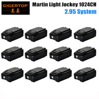 Wholesale usb power connector - Factory Discount Price 12 Unit Martin Light Jockey 1024 DMX in out Connector Changable USB Cable US Power Plug 2.95 Version USB Controller