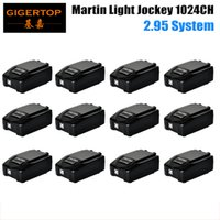 Prix ​​de réduction en usine 12 Unité Martin Light Jockey 1024 connecteur / sortie DMX Câble USB changeable US Power Plug 2.95 Version USB Controller