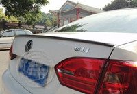 black spoiler jetta - CARBON FIBER VW Jetta GLI REAR WING TRUNK SPOILER