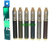 Vision Spinner III 1650mAh batterie 3.3V-4.8V Variable Voltage E-Cigarette pour CE4 protank 3 clearomizer haute qualité vente chaude