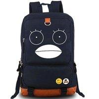 Wholesale Gintama Bag - Gintama backpack Katsura Kotarou daypack TVB schoolbag New Cartoon rucksack Sport school bag Outdoor day pack