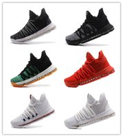 Wholesale bird plush - Wholesale New Kevin Durant KD 10 X Oreo Bird of Para Zoom men basketball Shoes KD10 Elite sports sneakers low trainers size 7-12