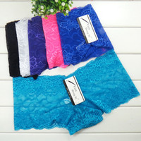 Wholesale Plus Sized Panties - Mixed Plus Size M L-XXL Briefs High Quality Underwear Cotton Panties Breathable Female Boxer Shorts Women Hipster Pants Panty Lingerie 86831