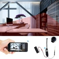 1080P Wifi Kameramodul Covert Kamera Mini DVR Hd Video Mini Camara Wireless P2P Sicherheit Netzwerk Kamera Von Apps Remote 140 ° Wide View
