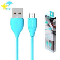 paket für datenkabel großhandel-2016 Remax USB-Kabel Schnellladedaten-Synchronisierungskabel mit Verkaufspaket für Typ c Android Samsung