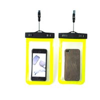 Wholesale Military Phone Covers - Wholesale Military World 100% Waterproof Bag Case Pouch Dust Proof Underwater Pack Cover Case For Phone Travel Running Swimming Poucfree DHL