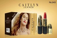Wholesale 2017 NEW Makeup gaitlyn jenner matte lipstick High quality Color