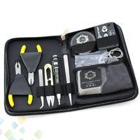 Wholesale designer tools for sale - LTQ Tool Kit LTQ Vapor RBA Ecig Tools Kit DIY Tool Bag For E Cigarette RDA RBA Vaporizer RBA Coil Designer DHL Free