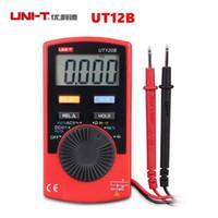 Wholesale Pocket Digital Mini Auto Range - UNI-T UT120B Digital Mini Pocket Handheld Auto Ranging Handheld Multimeter