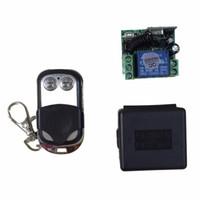 Wholesale Controle Remoto Wireless - Wholesale-Newest 433 MHz Wireless Remote Control Switch Transmitter DC12V 10MA Relay Module Control Controle Remoto uzaktan kumanda