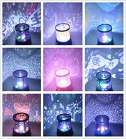 Wholesale Starlight Projector - Wholesale- Lovers Starlight Projector Valentine 's Day gift projector