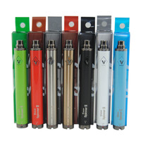 Wholesale E Cig Battery Twist - e-cigarette Vision 2 Spinner II Battery 1650mAh Variable Voltage 510 thread battery VS vape pen e cig battery ego c twist batteries