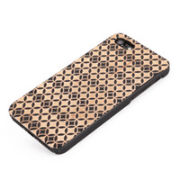 Wholesale Screen Protector I Phone - U&I ®Wholesales Dense copper wooden Custom mobile phone cover for IPhone screen protector cover phone case