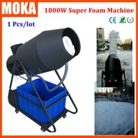 spray foam machine - Moka MK H03 Spray Foam Machine W Foam Cannon Machine Foam Fantasy Machines for Party Stage Club Special Effect