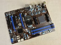 Wholesale Motherboard Ecs - 970 AM3+ motherboard used original for MSI 970A-G43 G43 DDR3 AM3AM3+ Desktop motherboard Free shipping