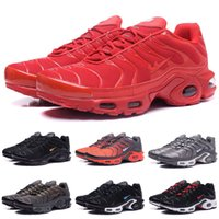 Wholesale 20 Colors High Quality Hot Sale TN Men s Running Sport Footwear Sneakers Trainers Shoes size