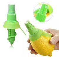 Wholesale Lemon Juicer Sprayer - Creative Orange Juice Squeeze Juice Juicer Lemon Spray Mist Orange Fruit Squeezer Sprayer Kitchen Cooking Tool