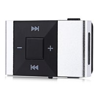 Wholesale Music Insert - Wholesale- Mini Portable Clip MP3 Music Audio Player with TF Card Insert