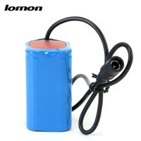 Wholesale Ions Power - 18650 High Power Capacity In Parallel 12000mAh 3.7V Rechargeable Lithium Li-ion Battery Batteries for Headlamp Flashlight Bicycle Light