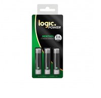 Wholesale Ecig Wax - Logic Power atomizer ecig VS O pen CE3 vape bud touch battery 280mAh e cig for wax oil cartridge vaporizer