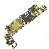 iphone 5g kurulu toptan satış-Yeni Anakart Ana Mantık Çıplak Kurulu iPhone 4 4 s 5g 5 s 5c 6 6g 6 artı Yedek parça