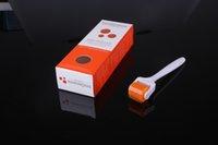 Wholesale Dns Derma Roller Micro Needle - free shipping 1pcsDNS 200 titanium alloy needles micro needle derma roller therapy system DNS dermaroller(a)