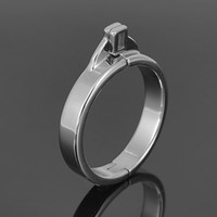 Wholesale Special Sex Doll - Sex Doll,Stainless steel chastity device special ring, square pin ring, the new ring,NEW male chastity device, 2017 Christmas gifts