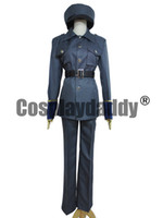 Wholesale Sweden Female - Japanese Anime Outfit Axis Powers Hetalia Sweden Cosplay Costume Uniform Outfit