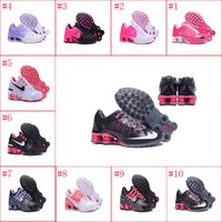 Wholesale Womens Designer Snow Boots - women shoes shox avenue deliver Current NZ R4 802 808 womens basketball shoe woman sport running designer sneakers sport trainers with box