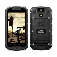 SNOPOW M9-LTE Pro sbloccato 4G Rugged Walkie Talkie Smartphone - Android IP68 impermeabile Outdoor Tri-prova con DualSIM Powerbank PPT NFC LED