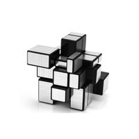 Wholesale Magic Twist Toy - 3X3 Ultra-smooth Professional Speed Rubik Magic Mirror Cube Puzzle Twist Speed Gift Hands Development Toys Kids