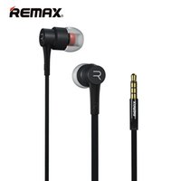 Купить Ухо Микро-музыка-Remax Metal In-Ear Stereo Bass Earphone HiFi Music Микрофон для iPhone 7 7Plus Huawei HTC